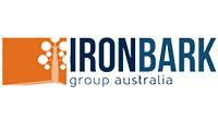Ironbark Group Australia logo.