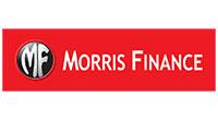 Morris Finance logo.